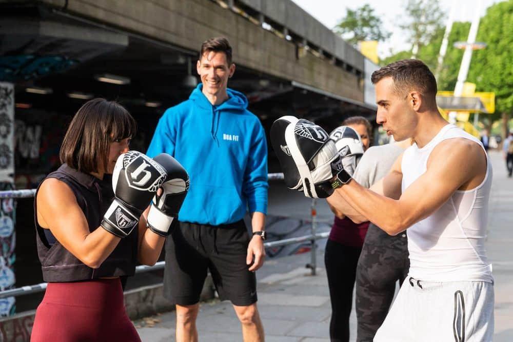 Badass Bua Boxing 💪😎🥊 - Boxing Class