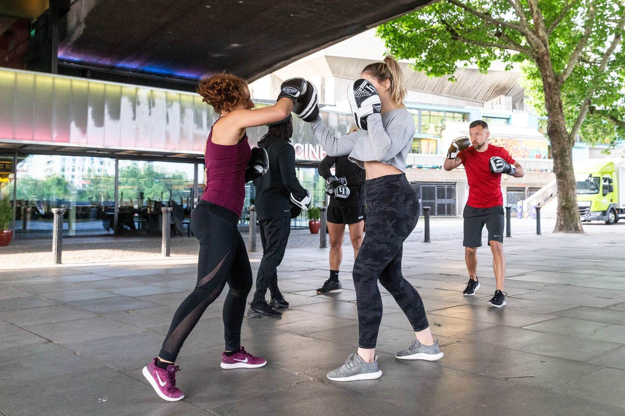 Badass Bua Boxing - Outdoor Boxing Class