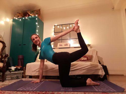 Yoga Flow Mojo