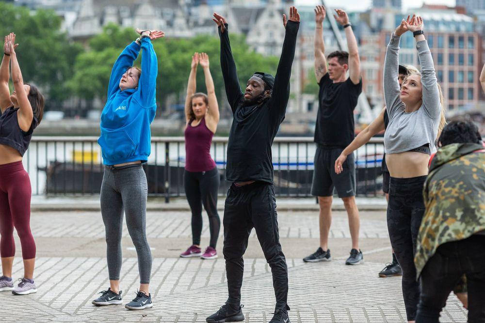 Energising Sunday Yoga Flow - Yoga Class