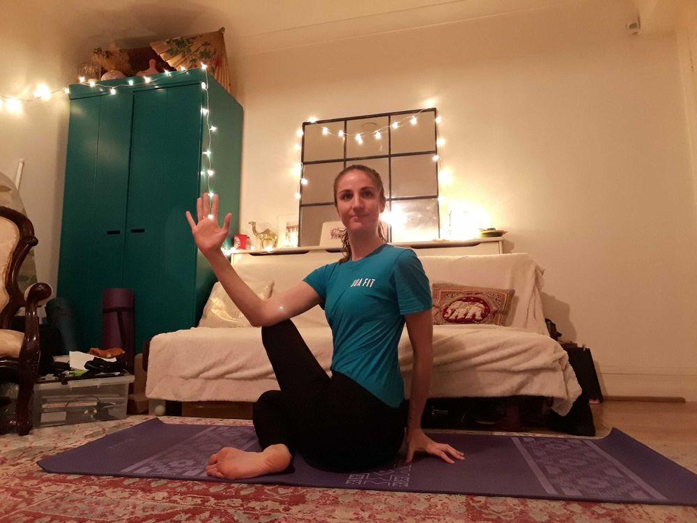 Bua Yoga: Vinyasa 🌿🤸🏼♂️