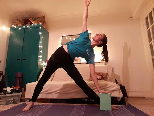 Bua Yoga:Vinyasa 🌿🤸🏼♂️