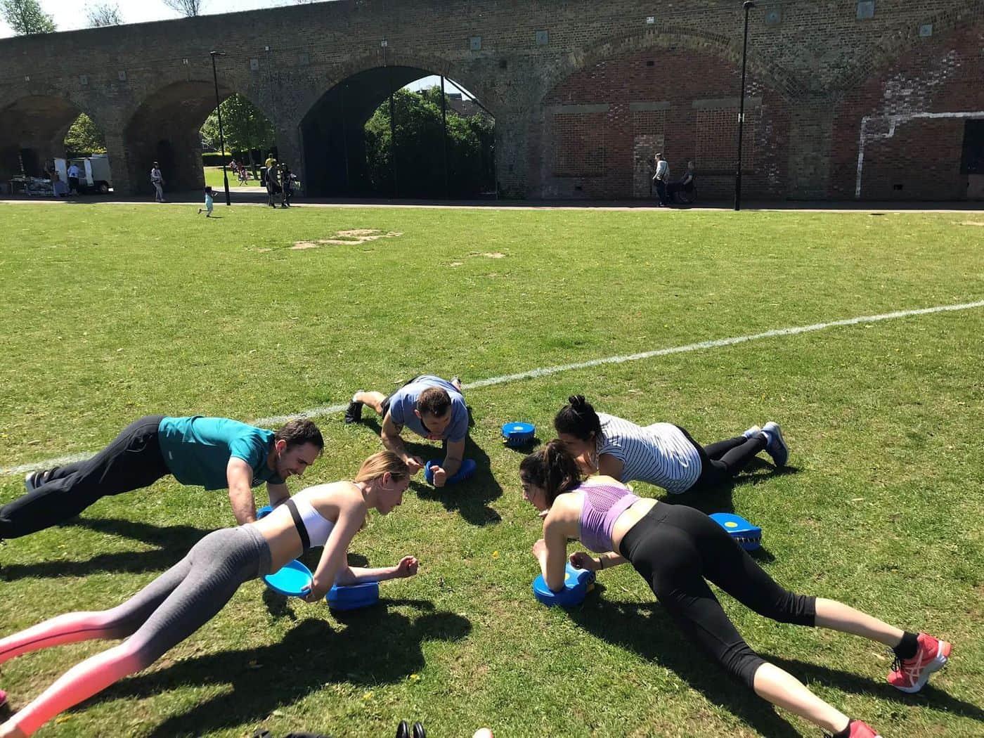 Freedom Yoga - Outdoor Yoga Class