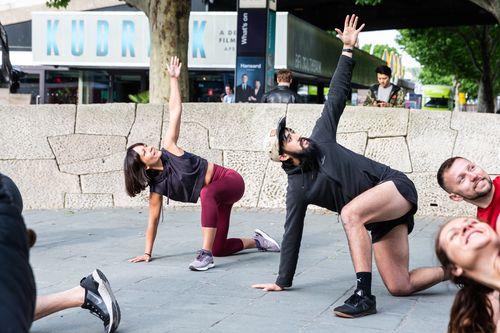 Sunday Recharge Yoga Flow 🌳