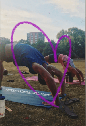 Couples who train together, stay together apparently.  Well it's worth a try!! Kick off your romantic weekend with a Valentines' themed 'Witness the Fitness' session. Drag along your Valentine or Galentine for free when you book your spot.  Message me for more deets.
