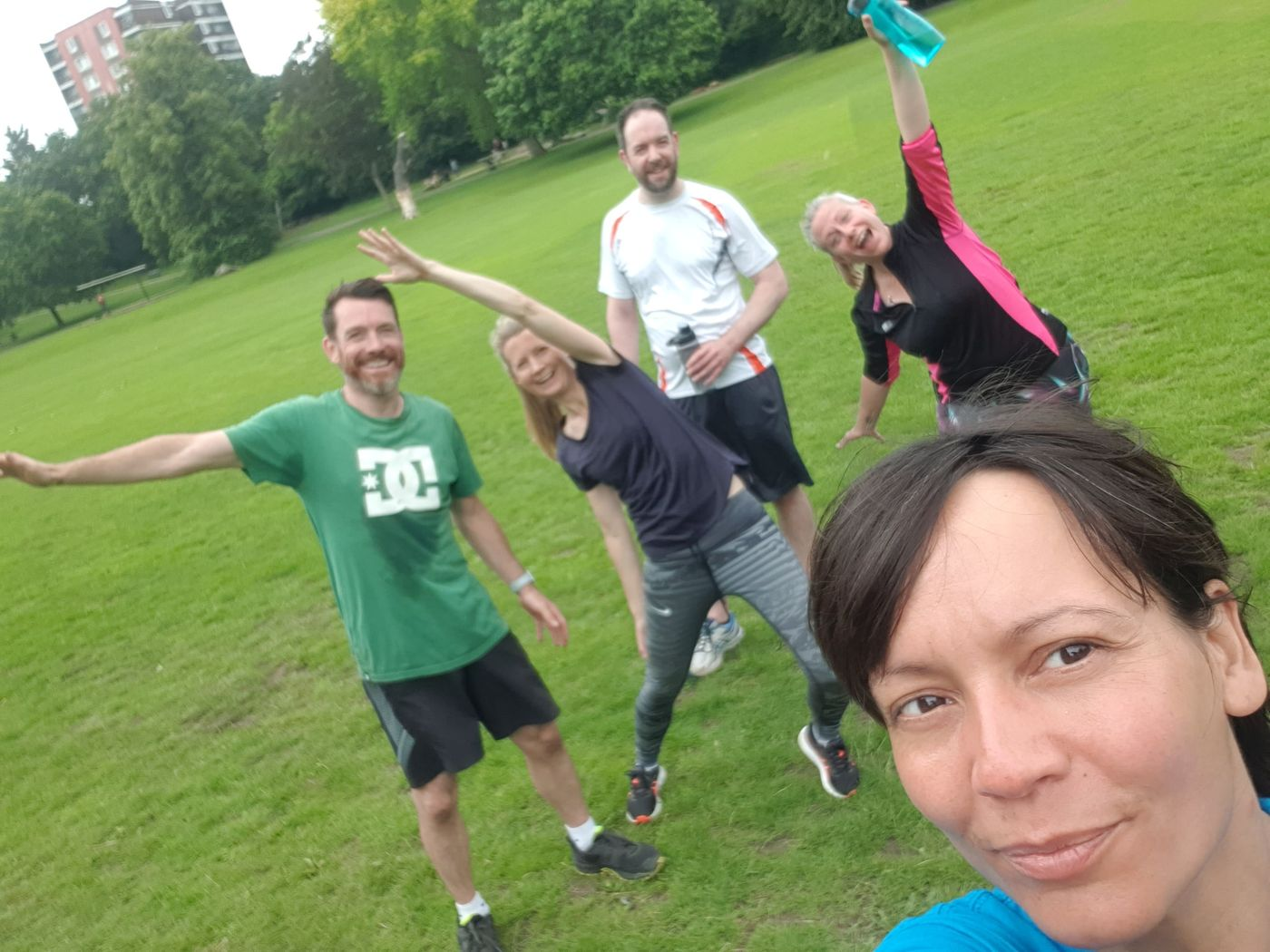 I am very excited to be branching out to the lovely Mayow Park in Sydenham. At the special request of this crazy lot! [@embacon](/u/embacon) [@louisehenry2nd](/u/louisehenry2nd)