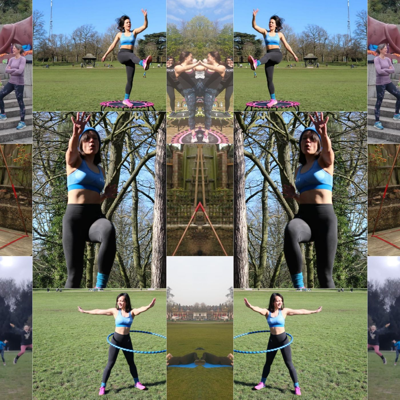 Can you do the DOUBLE??? 🤸♀️🤸♀️ For the WHOLE of May, book into 2 of my back to back classes and I'll give you a class credit back for the 2nd class. Choose from [Bouncing](/classes/pmaxderxKPRp) followed by [Bodyweight Workshop](/classes/frZODagaJfvh) on Thursdays or [Step Challenge](/classes/wgelPxJ2hJBR) followed by [Core Blimey](/classes/qzpJyRnQUy41) on Saturdays. Not for the faint hearted!🤩💪