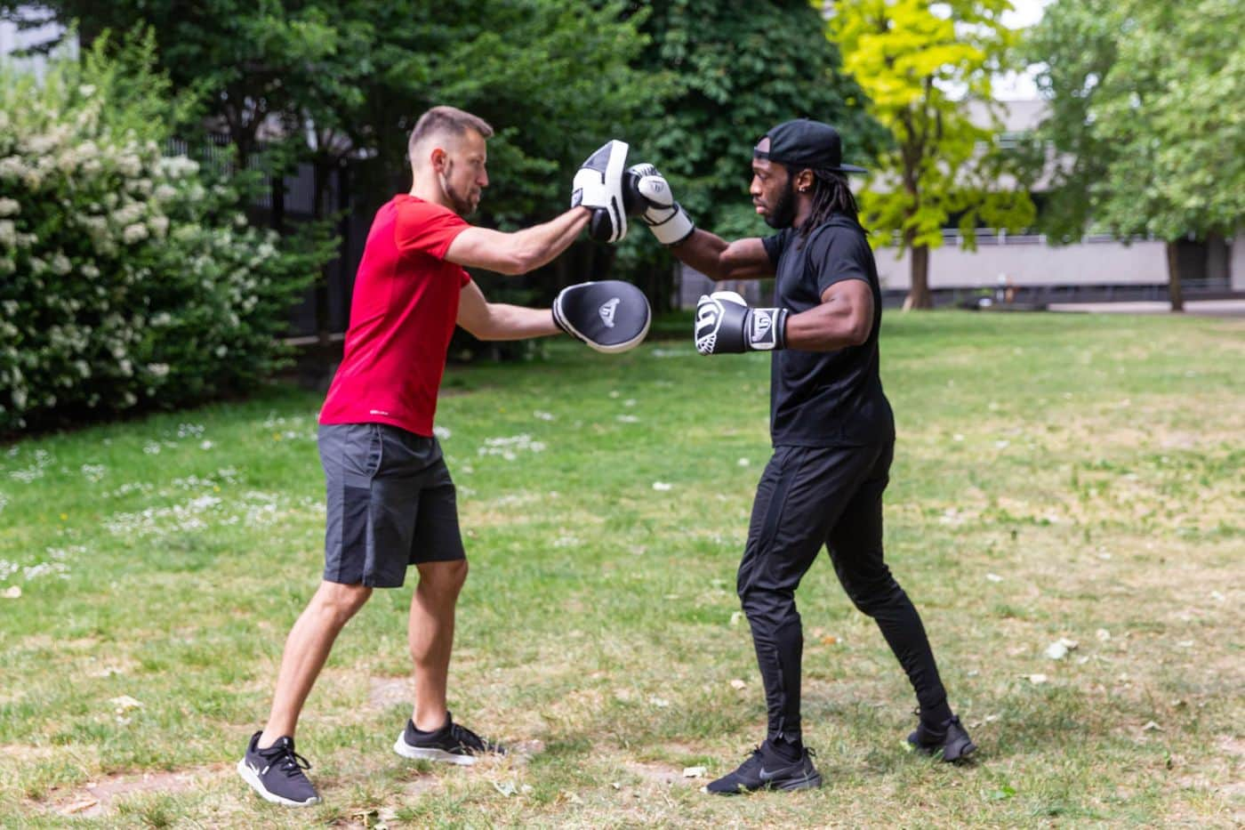 Believ In Boxing - Outdoor Boxing Class