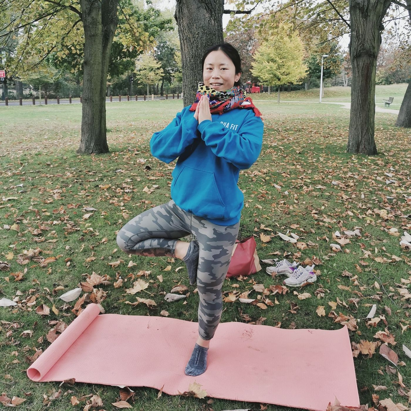 Who's ready for outdoor yoga?  South East Londoners - my class in Kidbrooke will start on Saturday 3 April!! I'm also offering a special discount in April where it's only £7.5 a class.  Book now https://bua.fit/my-classes