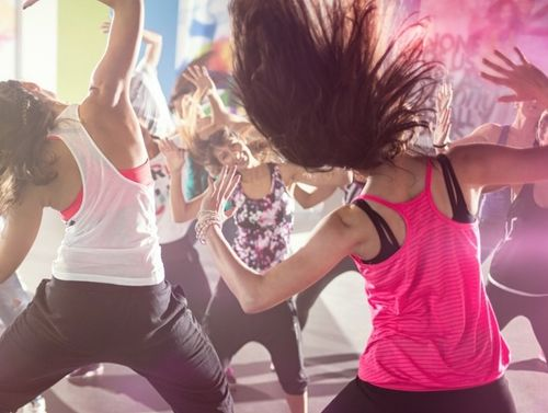 Zumba Dance Sundays at Clapham 💃