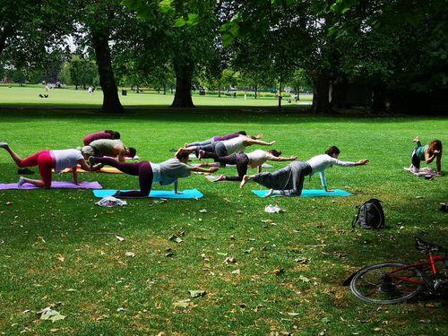 Strenghten your yoga
