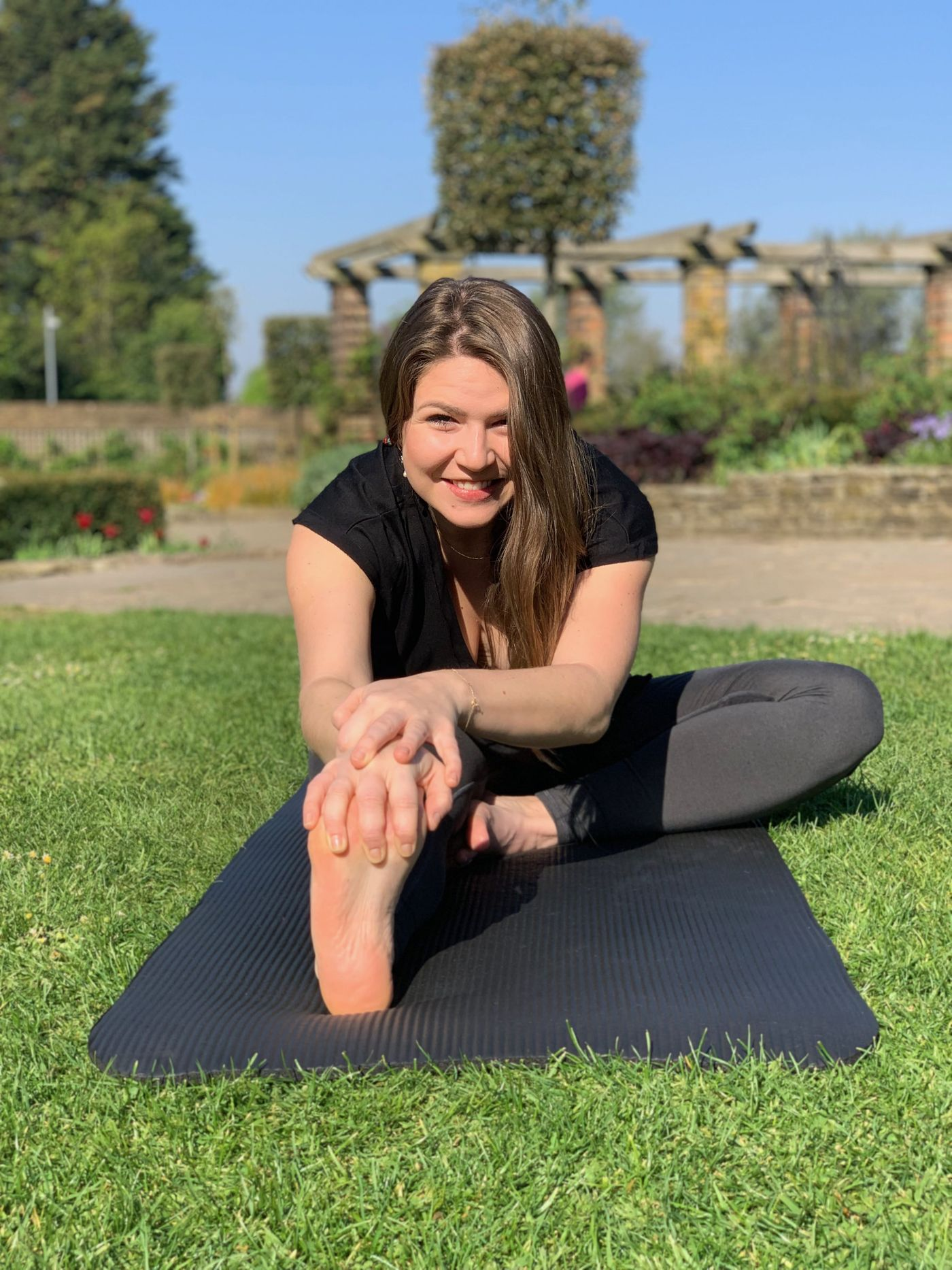 https://bua.fit/class/tZ2jH20lvklm  Hatha Yoga Class at Gladstone Park from Monday, 6:30 pm. North West London.  Everyone is welcome!