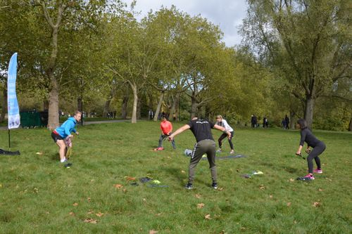 CSI Hampstead : Core Strength Intervals