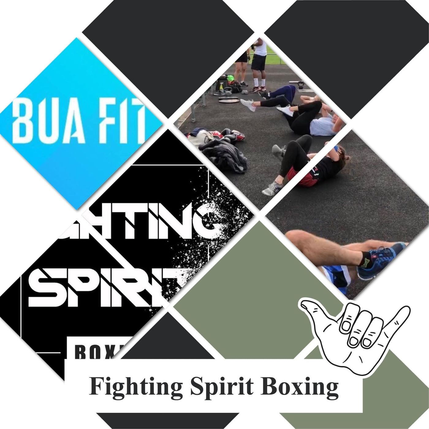 The best way to find out if you are going to like something is to try it first!!!!  Have a free trial Fighting Spirit Boxing session by entering this link below, I am sure you will  ❤️ it!!!!  https://bua.fit/refer/j8WxZCGnnR  Every Tuesday morning at 07:00 - 07:45
