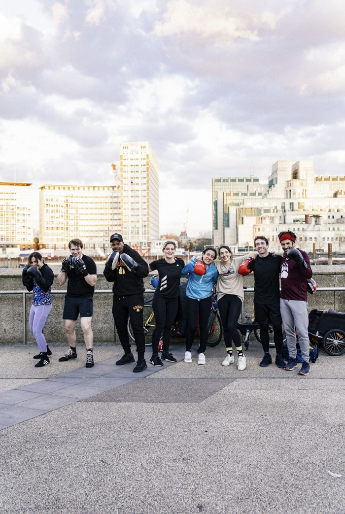 Fighting Spirit Boxing is back again, come and join the most intense boxing class in town.  In a private place in Pimlico hidden from the public with a beautiful view of the Thames river.  Every Monday at 7pm in DSQ Gym's Crocket Lawn, Grosvenor Road, Pimlico, London SW1V3JY next to the petrol station   See you all there 🥊🥊🥊🥊🔥🔥🔥🔥