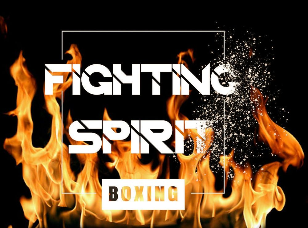 Fighting Spirit Boxing, we are moving forward, no matter what!!!!!
