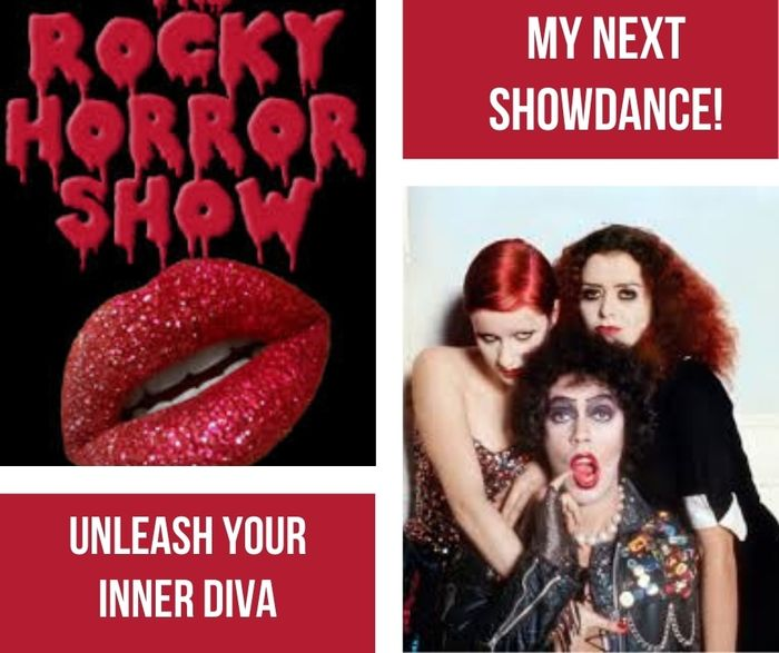 Hey! Does anyone fancy learning my Showdance to the Time Warp?  I will be doing a Workshop - 90 mins of unleashing your inner crazy!  Let me know if you want it and when you want it! It is going to be amazing!