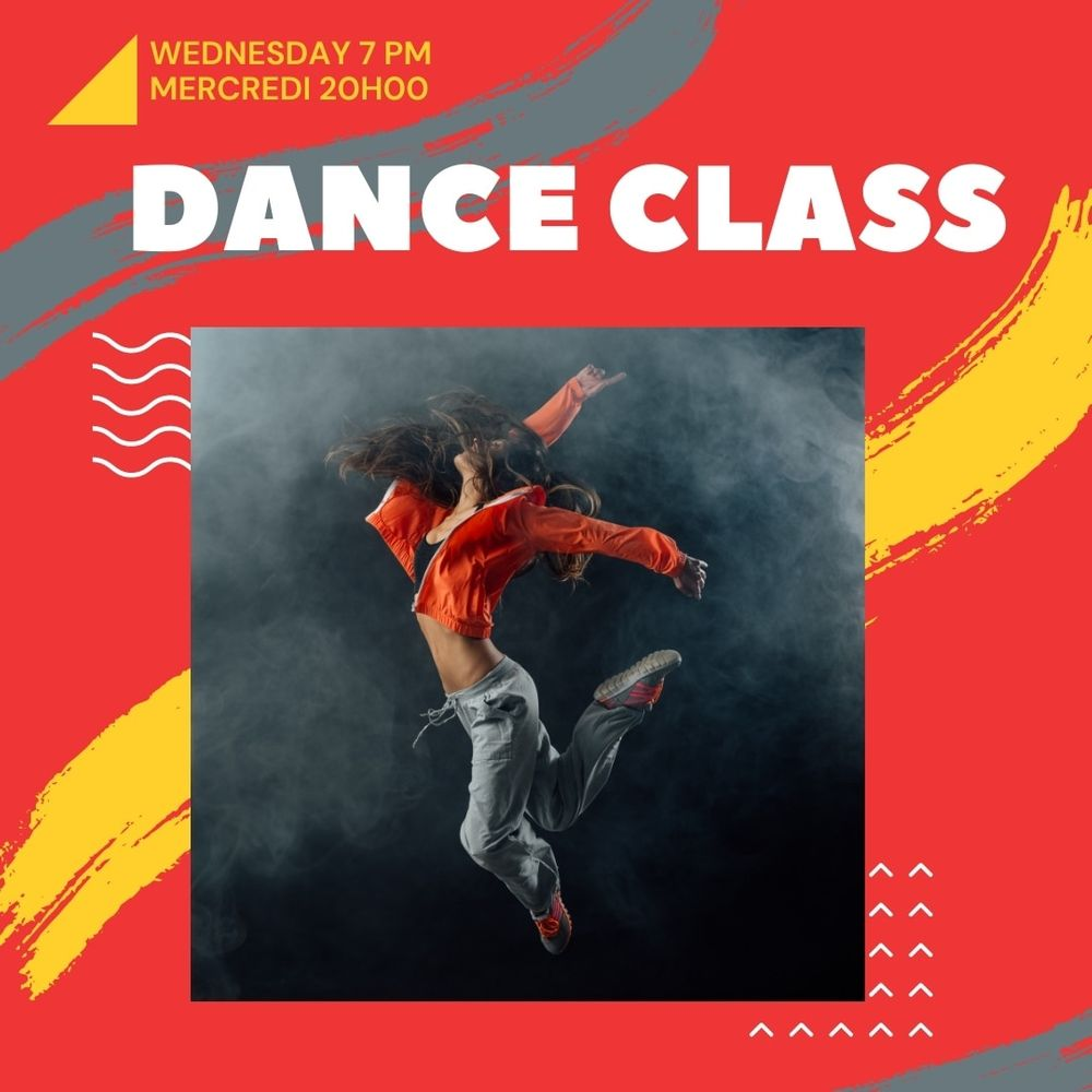 """Hey! I fancied teaching a dance class this week! A one off! Attitude and Style! I am doing it to """"Mya - Case of the Ex""""  I will teach it step by step and it will be FAB!"""