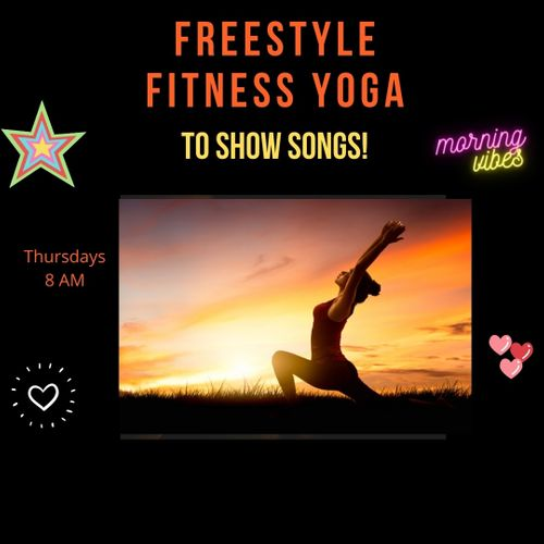 FREESTYLE FITNESS YOGA to Show Songs!