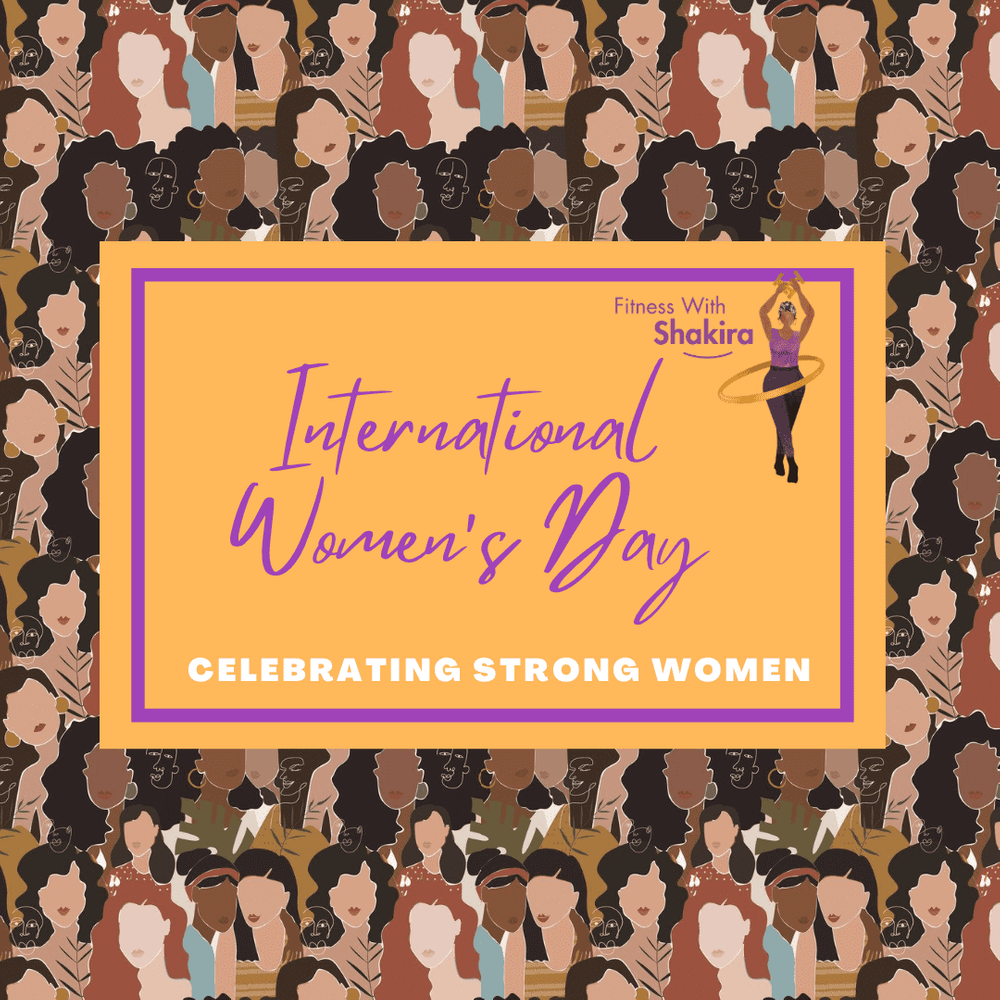 Screaming a Happy International Women's Day to all you fabulous ladies out there.💜  Always know your worth. Always strive for more. Never settle for less in any situation. Support your fellow females always.  Shak.😘