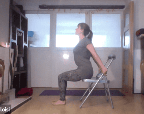 Working from home can be lonely and stressful. Seated for too long is bad for your body. The Chair you seat in can become a mini gym! I am teaching a 30 minutes lunchtime class on Tuesdays, here on BueaFit, that will get you moving and revitalised. We start on February 2nd!