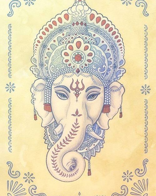 Was so lovely to see people at The Ganesha inspired Goddess Flow class today. My heart feels very light, was probably all the chanting!  Namaste 🙏