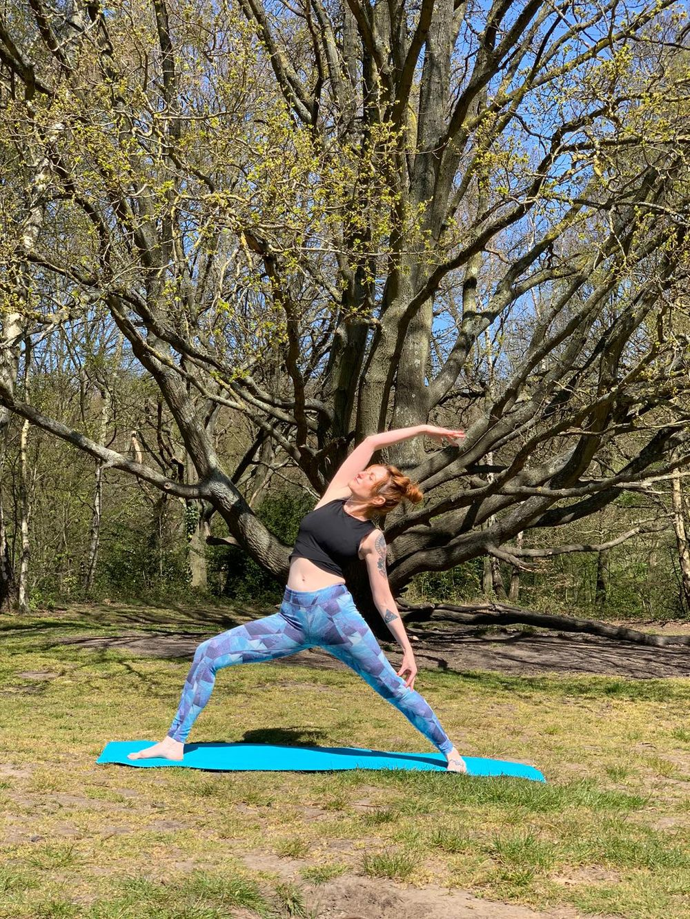 Looking forward to practicing with you on Hampstead Heath on Saturday morning.   https://bua.fit/class/C1wN68b86R87