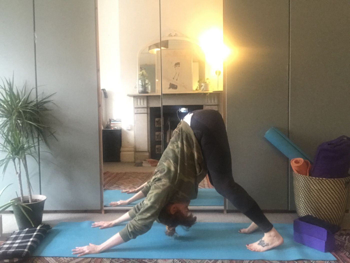 This Friday's Goddess Flow Vinyasa class has some good old fashioned classic asanas that are as familiar and comforting as sticky toffee pudding, no stress just movement.  https://bua.fit/class/ZOuN7ukEXDxM