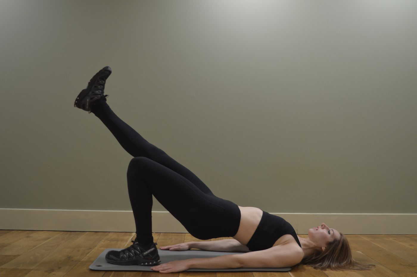 Posture Pilates (Great for office workers)