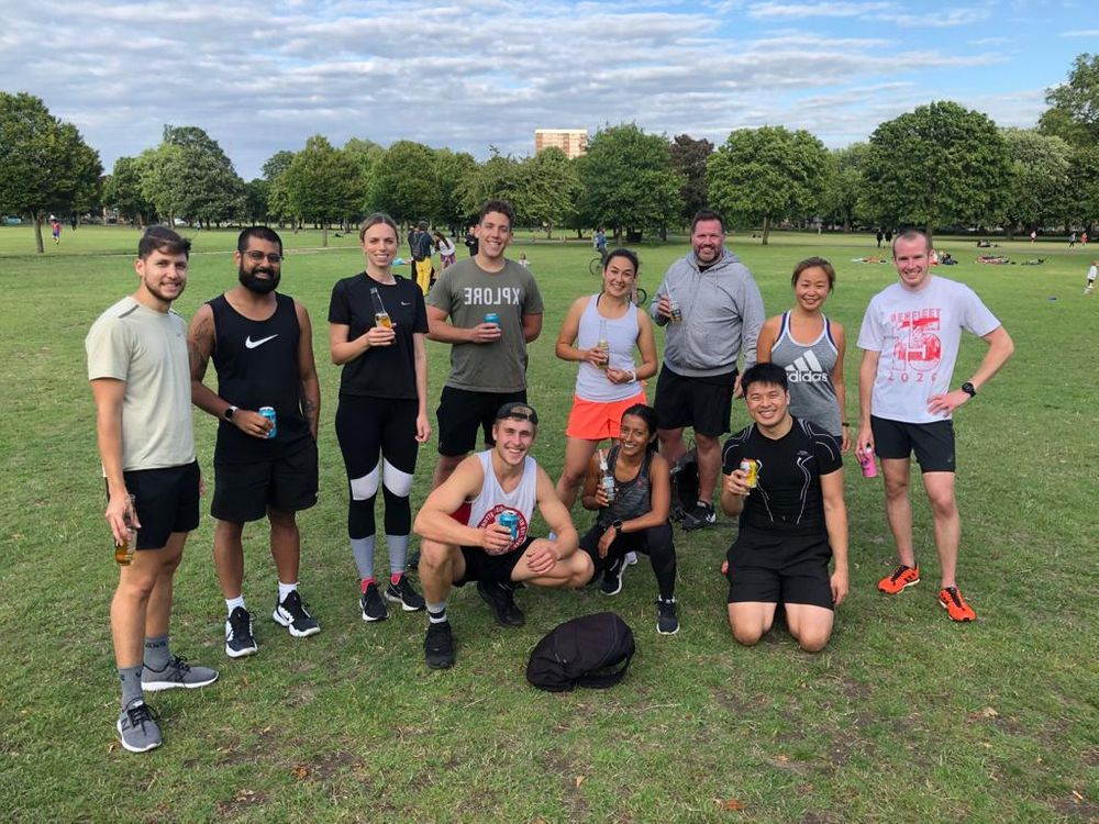Outdoor SWEAT AND SOCIAL.  Two things we have missed massively until recently. Join me in Battersea Park on Monday to do our two favourite things: workout and socialise!