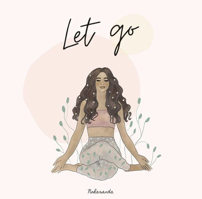 """""""LET GO"""" with Yoga   In its basic form 'let go' could mean relax the entire body, allowing the mind to do as it pleases while you try and focus on your breath. In this case, the desire may be to have a mind that is focused on only one thing."""