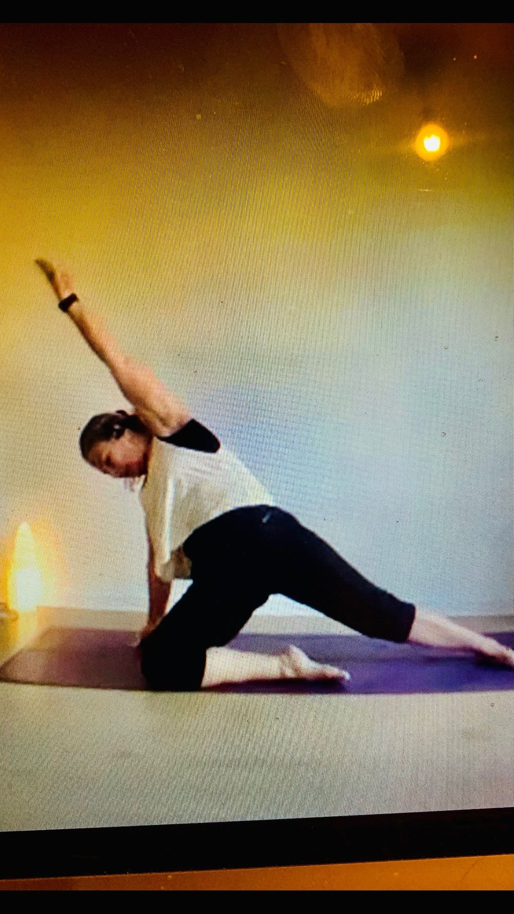 Spring into energised life with Hatha Yoga. Today at 12.30 pm