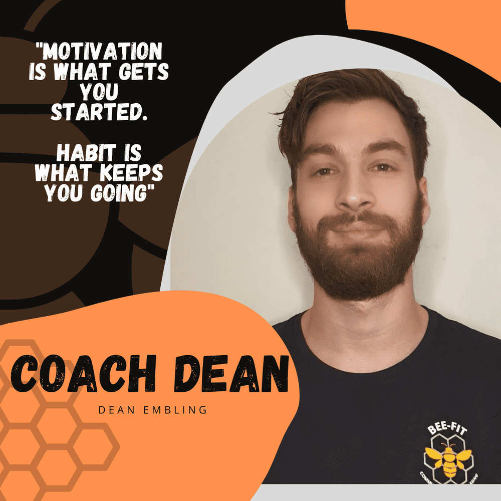 Hey Bua community, we are the faces behind Bee-Fit. Coach H & Coach Dean!   Our approach to fitness is simple. Our workouts use functional movement patterns to promote strength and cv capacity whilst increasing mobility. We work with our community to build an Everyday Athlete! Work with us to   🐝 Move Well  🐝 Feel Strong  🐝 Look Great