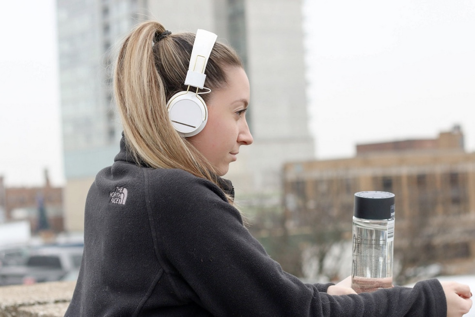 The Benefits of a Killer Workout Playlist