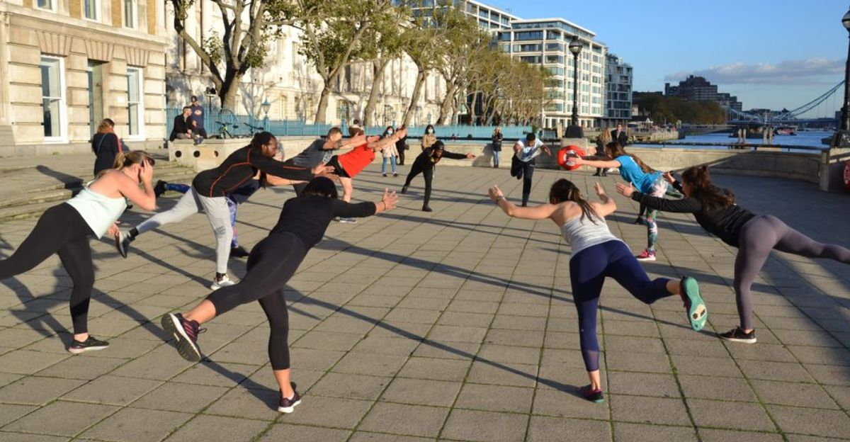 5 Best classes to ease your body back into outdoor workouts.