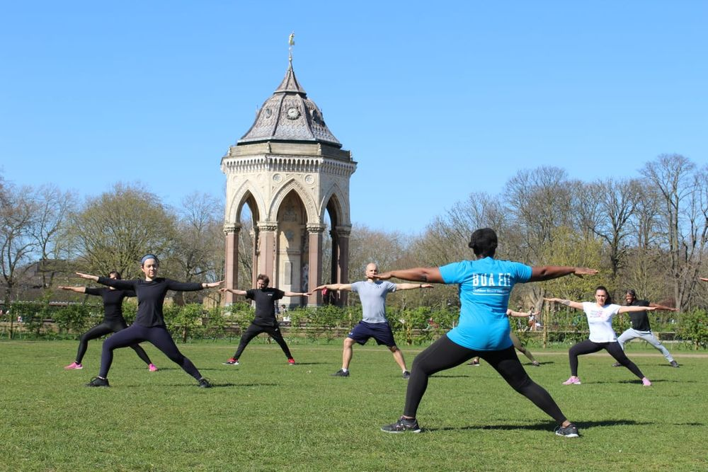 Change how you interact with exercise – one class at a time